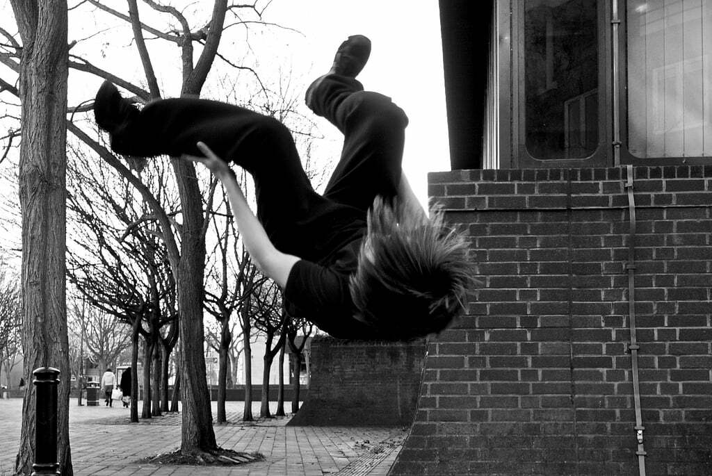 Learn How To Parkour From Professionals - Tapp Brothers