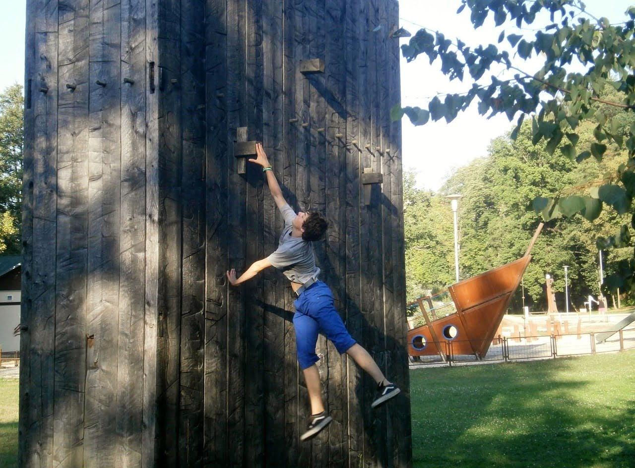 4 Effective Ways of Overcoming Your Fear in Parkour