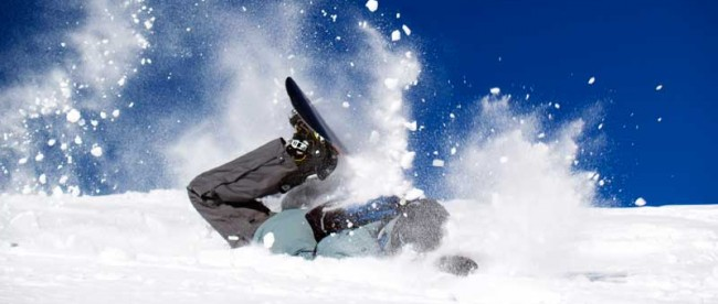 snowboarding safety