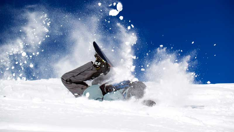 Safety Measures to be Taken During Snowboarding