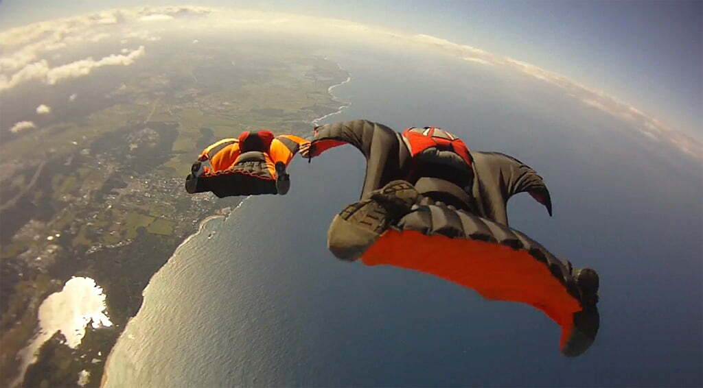 Wingsuit Base Jump: What to Focus On