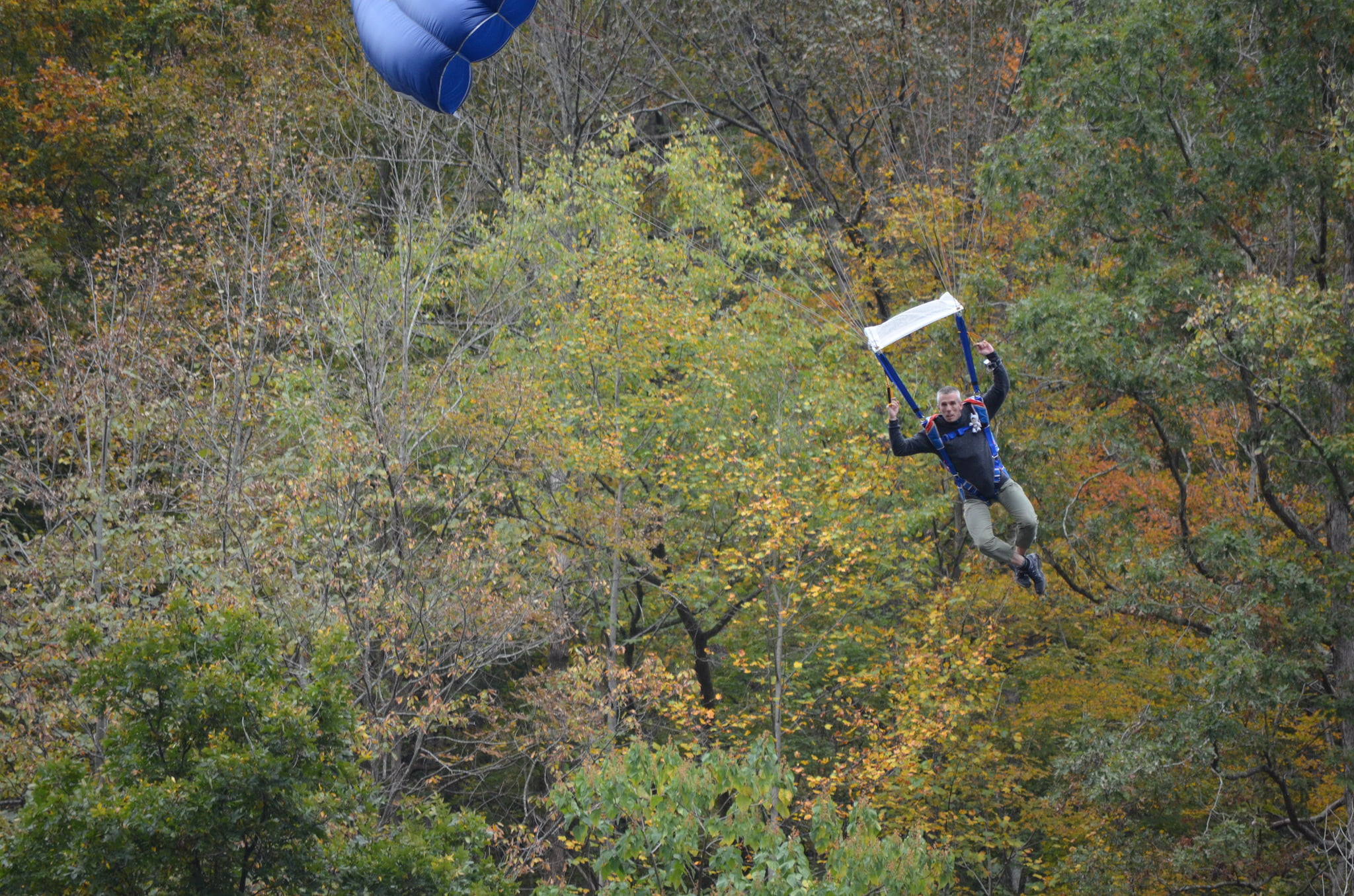 Setting Your Expectations Right for Base Jumping