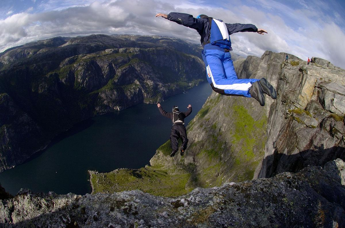 Base Jumping Gear