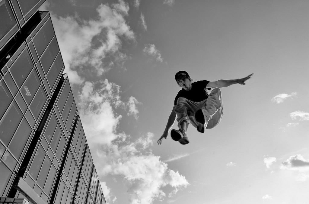 4 Reasons Why You Should Learn Parkour This Year