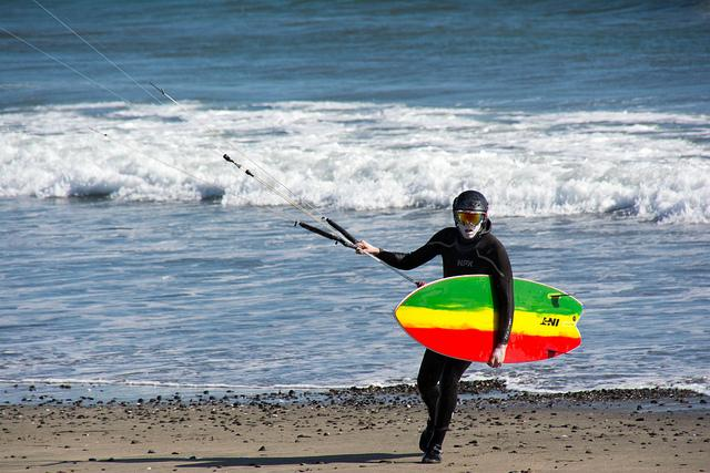 How to Check Your Gear for Kiteboarding Lessons?