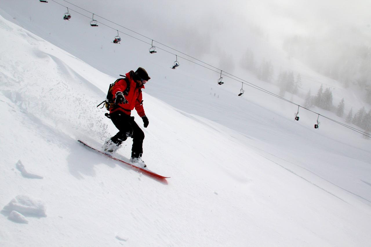 How hard is it to learn how to snowboard? - Quora