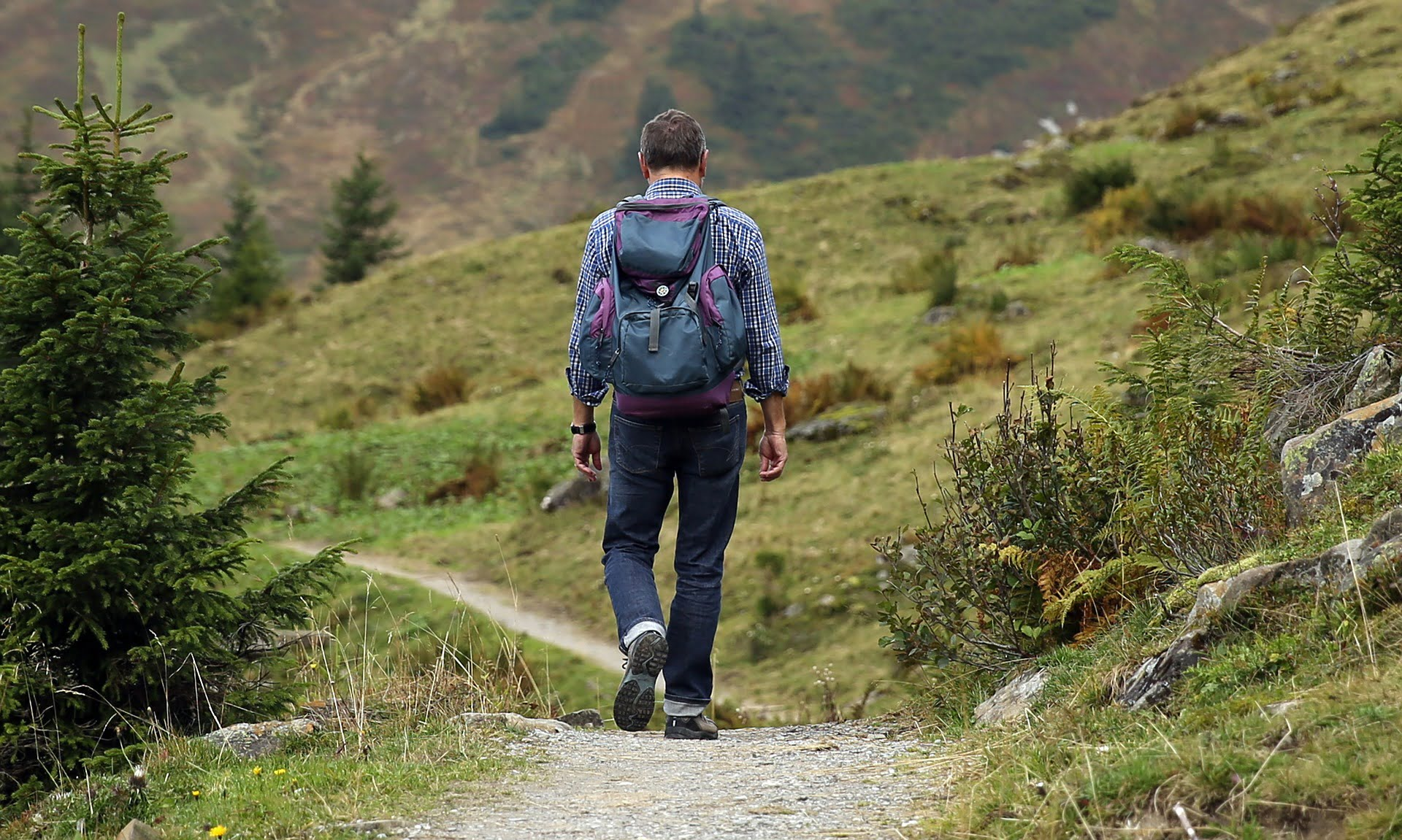 best walking trails in the uk