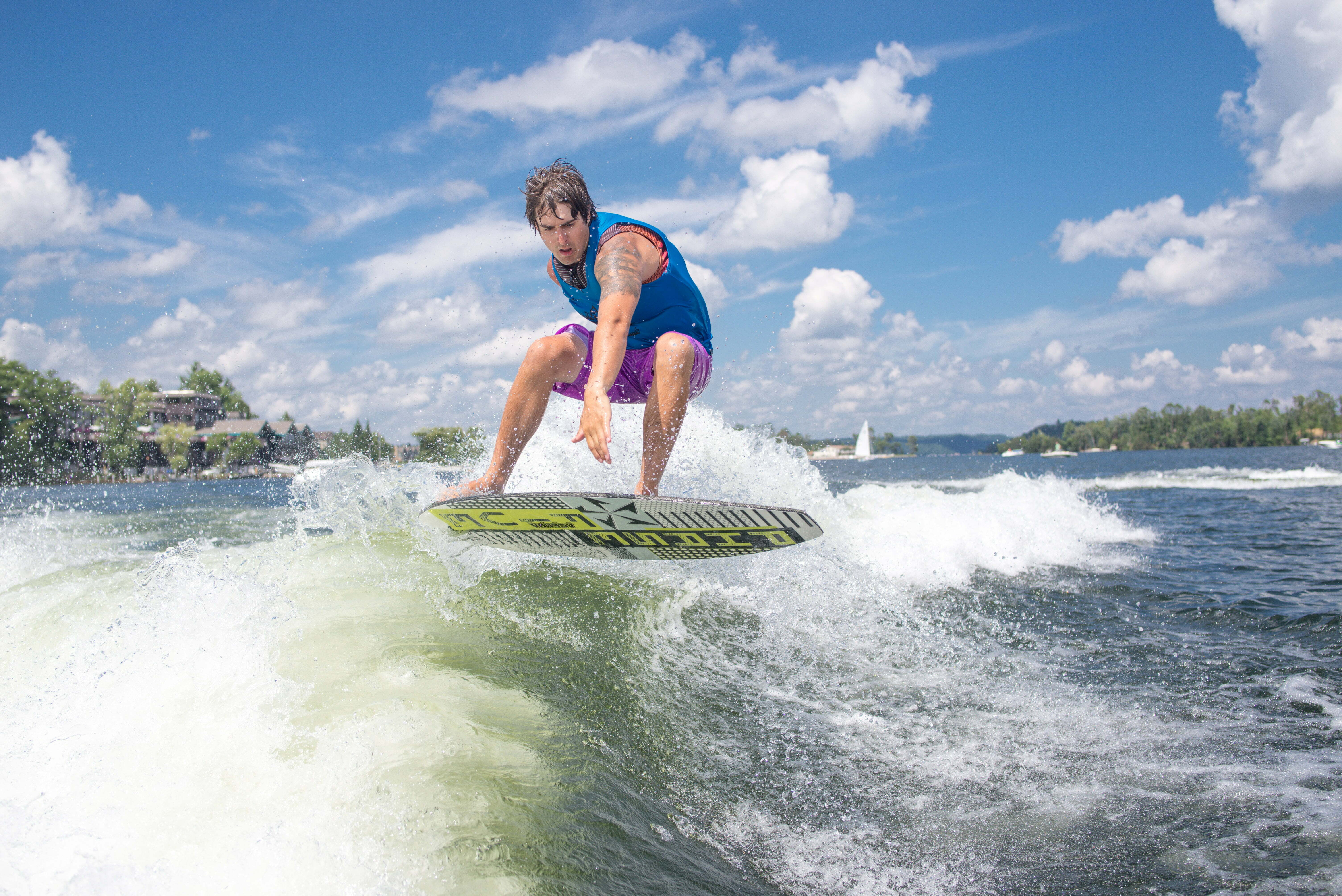 How to Get Started in Extreme Watersports