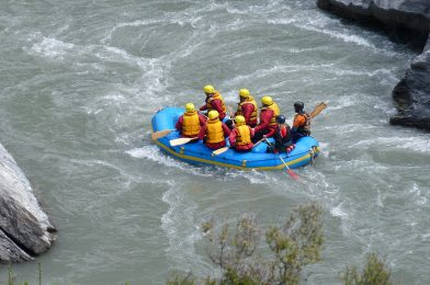 Top Extreme Sports in New Zealand to try NOW!
