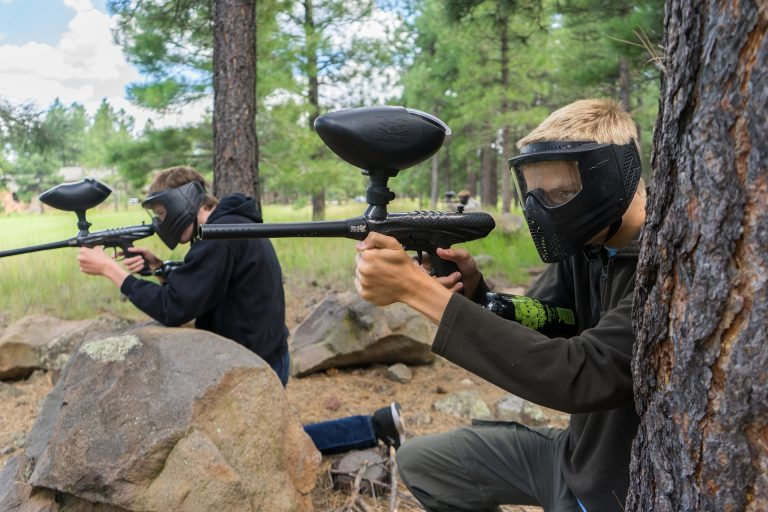 paintballing tips