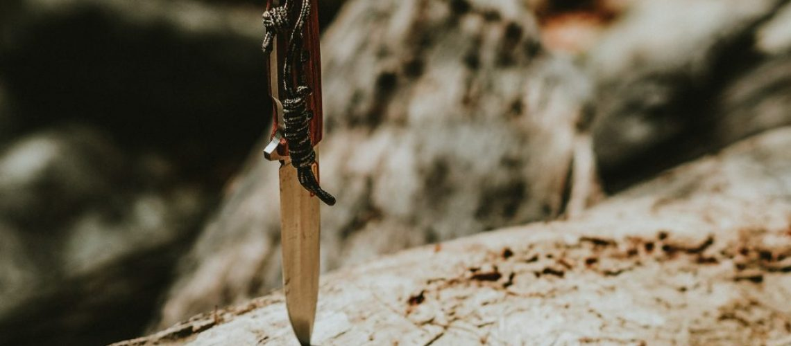 Backpacking Knife